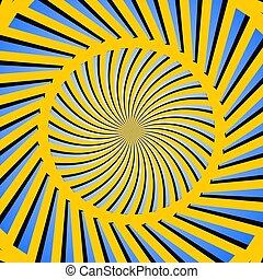 パターン, 円