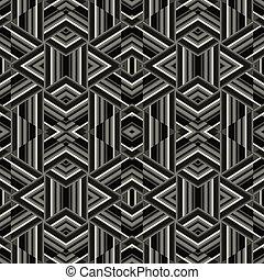 パターン, 壁紙, ベクトル, seamless, 背景