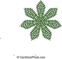 パターン, 幾何学的