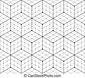 パターン, 幾何学的, 噛み合いなさい, seamless