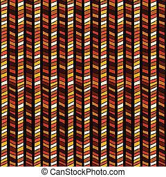 パターン, 幾何学的, seamless, 民族