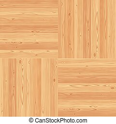 パターン, 広場, seamless, 寄木細工の床の 床