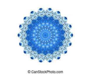 パターン, 抽象的な形