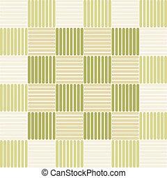 パターン, 抽象的, はたを織る