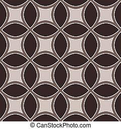 パターン, 抽象的, ベクトル, seamless, 幾何学的