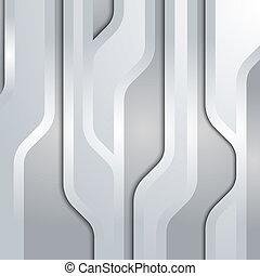 パターン, 抽象的, ライン, バックグラウンド。, 接続, 技術
