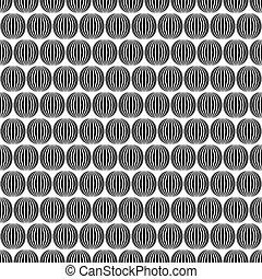 パターン, 抽象的, 幾何学的, seamless, バックグラウンド。