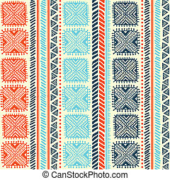 パターン, 抽象的, 種族