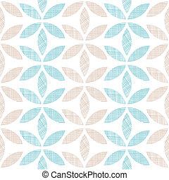 パターン, 抽象的, seamless, ストライプ, 織物, 背景, 葉