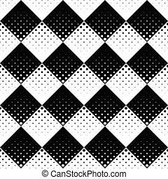 パターン, 抽象的, seamless, デザイン, レトロ, 背景, 点