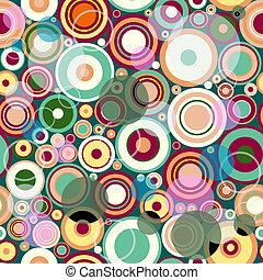 パターン, 抽象的, seamless