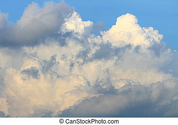 パターン, 曇り