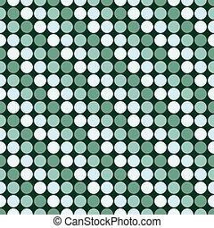 パターン, 点, seamless, 背景, レトロ