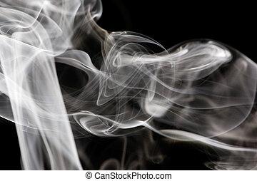 パターン, 煙