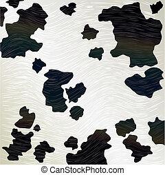 パターン, 牛