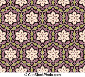 パターン, 現代, 装飾, seamless, 民族, 幾何学的