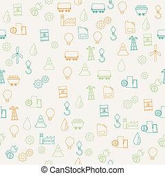 パターン, 産業, seamless