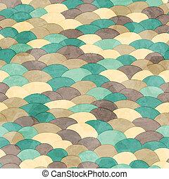 パターン, 石, グランジ, seamless, 効果