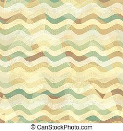 パターン, 砂, グランジ, seamless, 効果
