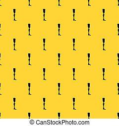 パターン, 義足, ベクトル, 足