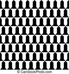 パターン, 背景, 幾何学的, 抽象的, seamless