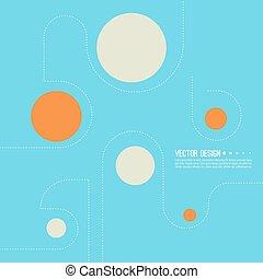 パターン, 背景, 現代, design.
