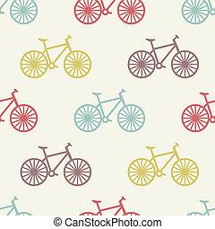 パターン, 自転車