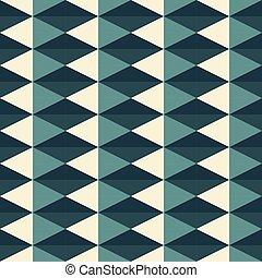 パターン, 色, 幾何学的, 背景