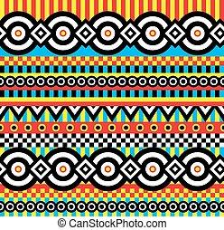 パターン, 芸術, ポンとはじけなさい