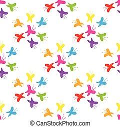 パターン, 蝶