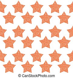 パターン, 装飾, wireframe, 星, ハンドメイド, 枝編み細工, アウトライン, 星, seamless