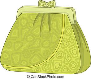 パターン, 財布