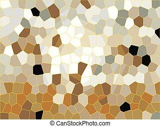 パターン, 高く, ベクトル, 幾何学的, 品質, オリジナル