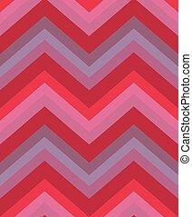 パターン, 2, seamless, 山形そで章