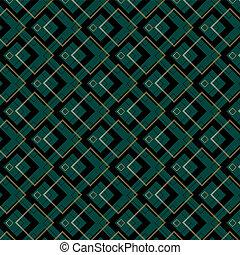 パターン, deco, 芸術, 正方形