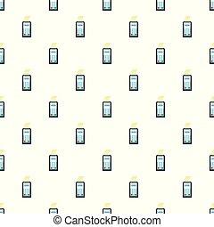 パターン, seamless, クレジット, ベクトル, 支払い, カード