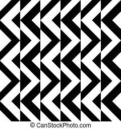 パターン,  seamless, ジグザグ