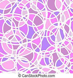 パターン, seamless, モザイク, 抽象的