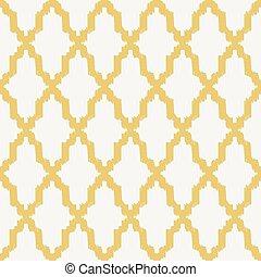 パターン, seamless, 噛み合いなさい, 幾何学的