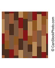 パターン, seamless, 寄せ木張りの床