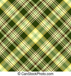 パターン, seamless, 対角線