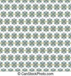 パターン, seamless, 背景, タイル, アラビア, モザイク