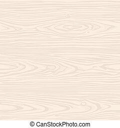 パターン, seamless, wood., ベクトル, イラスト, モノクローム