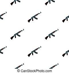 パターン, submachine 銃, 平ら