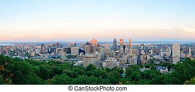 パノラマ, モントリオール