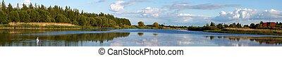 パノラマ, リトアニア人, 風景