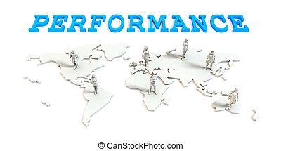 パフォーマンス, グローバルなビジネス