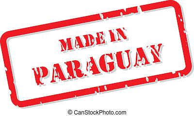 パラグアイ, 切手