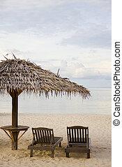 パラダイス, 浜