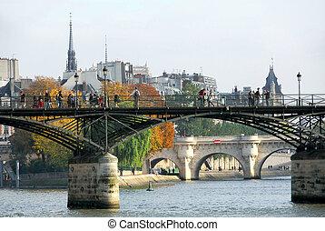 パリ, セーヌ